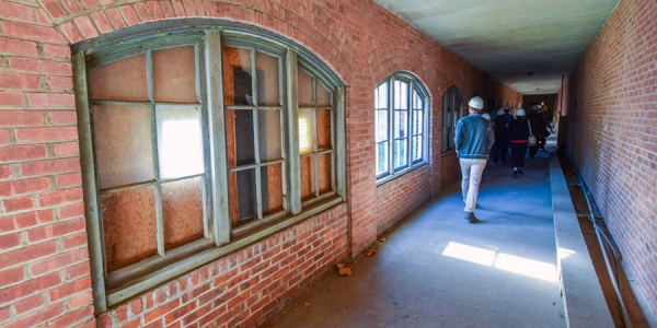 Ellis Island Is Opening an Abandoned Hospital to the Public for the First Time in 60 Years
